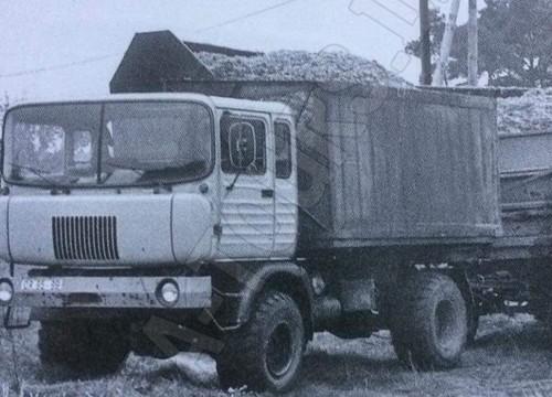 Prototyp IFA LKW W50