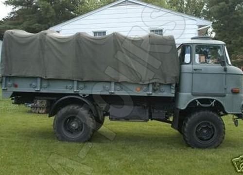 IFA LKW W50 in den USA