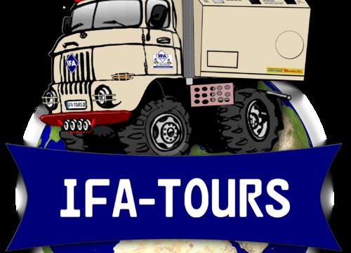 "IFA-Tours IFA W50 LA/A/C ""Expedition"""