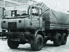 IFA LKW L60 Prototyp mit Einheitsfahrerhaus