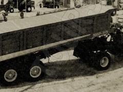 IFA LKW W50 PrototypIFA LKW W50 Prototyp Auflieger NBP - 315