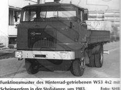 IFA LKW W53