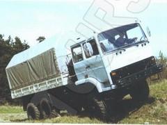 IFA LKW L60 Prototyp mit Volvofahrerhaus