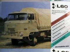 IFA LKW L60 Prospekt