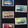 Briefmarken mit IFA Motiven