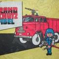 IFA LKW W50 Feuerwehr Kinderbuch