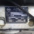 IFA L60 Motor mit 210 kW 286 PS