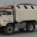"IFA LKW W50 LA/A/C ""Expedition"" in 3D"