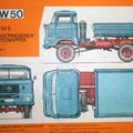 IFA LKW W50 Prospekt