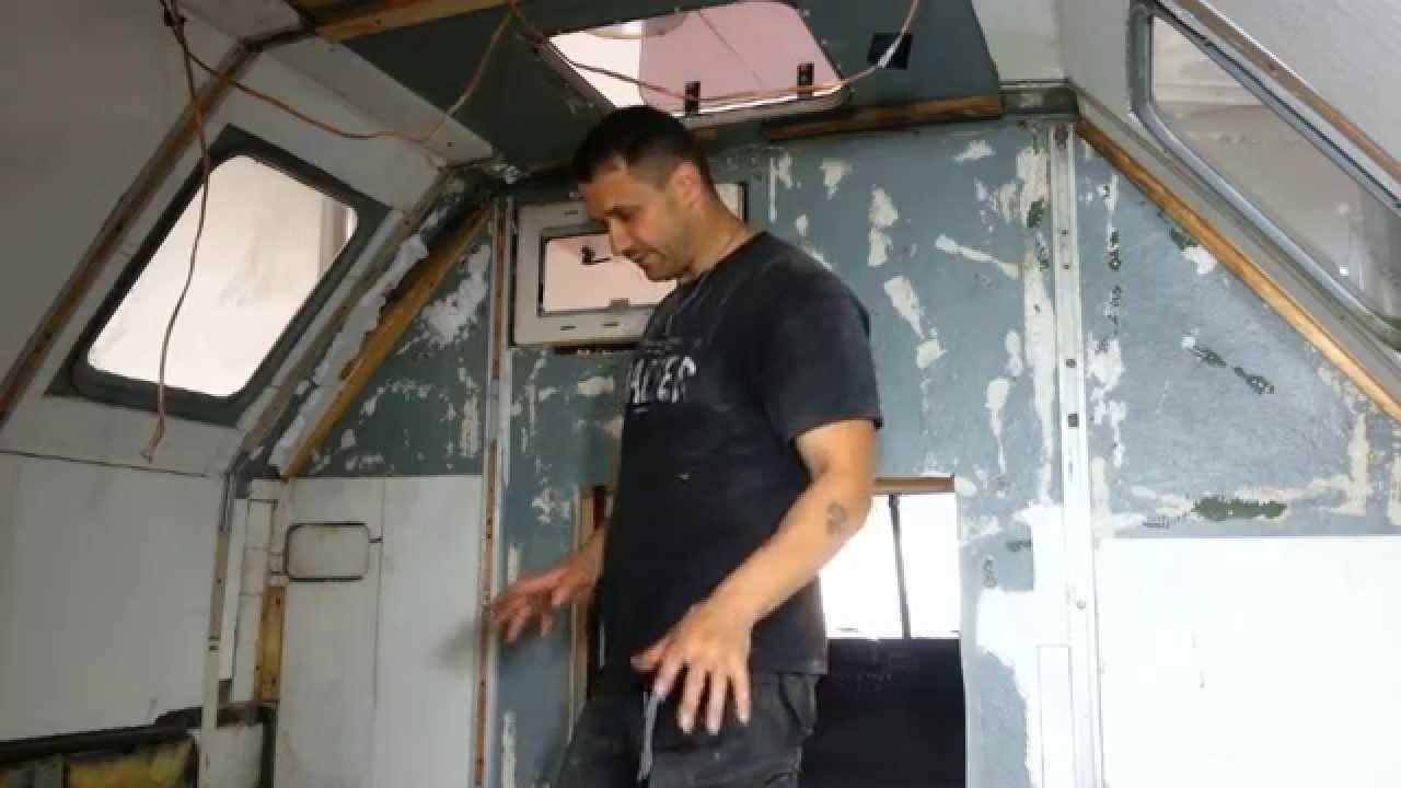 Die IFA Garage - Projekt IFA W50 Überholung - Kofferausbau - Teil 9