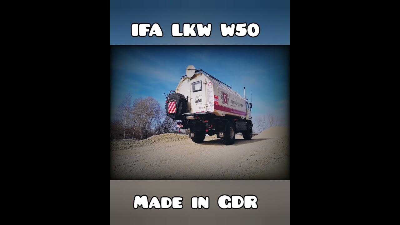 IFA LKW W50