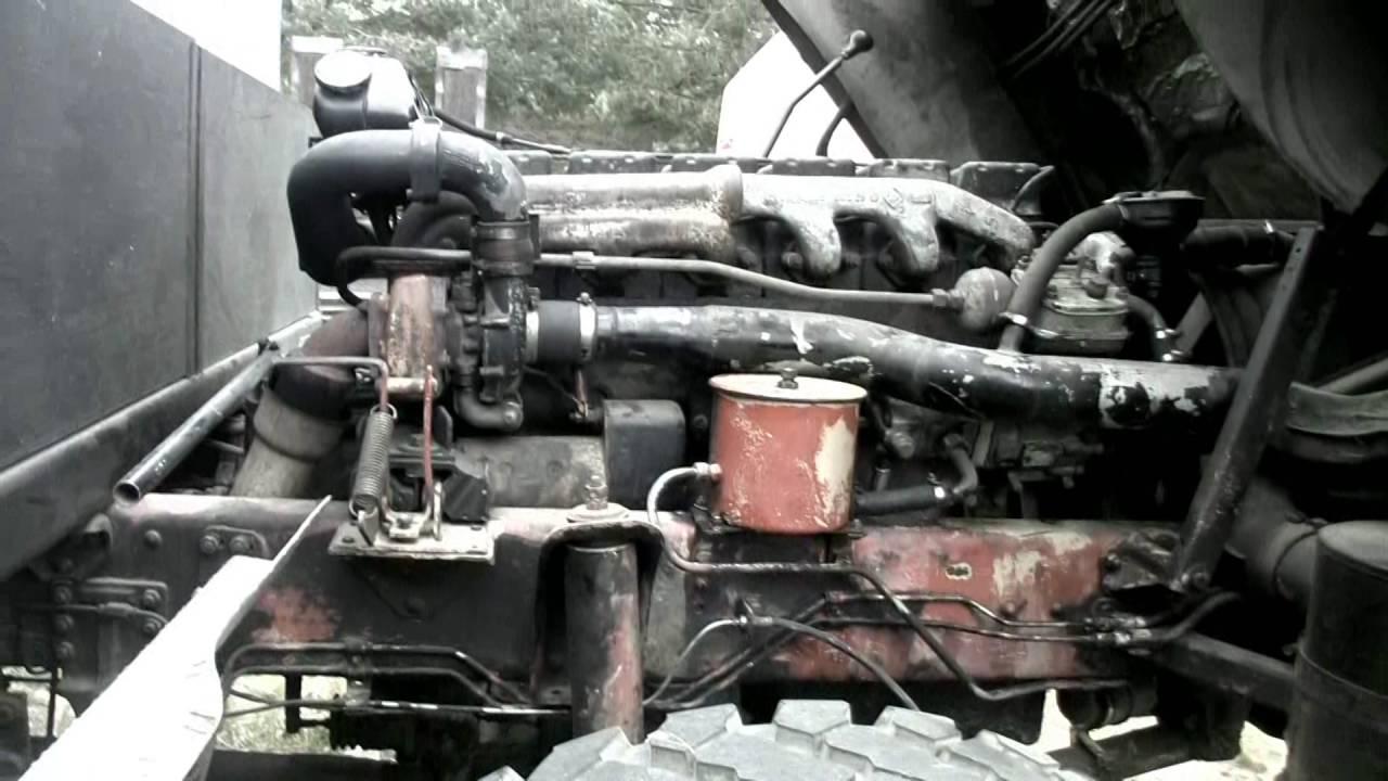 IFA LKW L60 1229 mit 210 KW / 290 PS