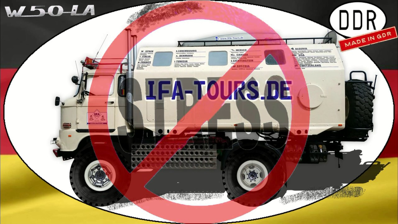 IFA Trucker Song