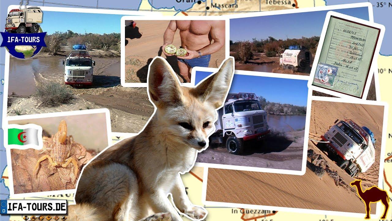 Durch die Sahara - Teil 4