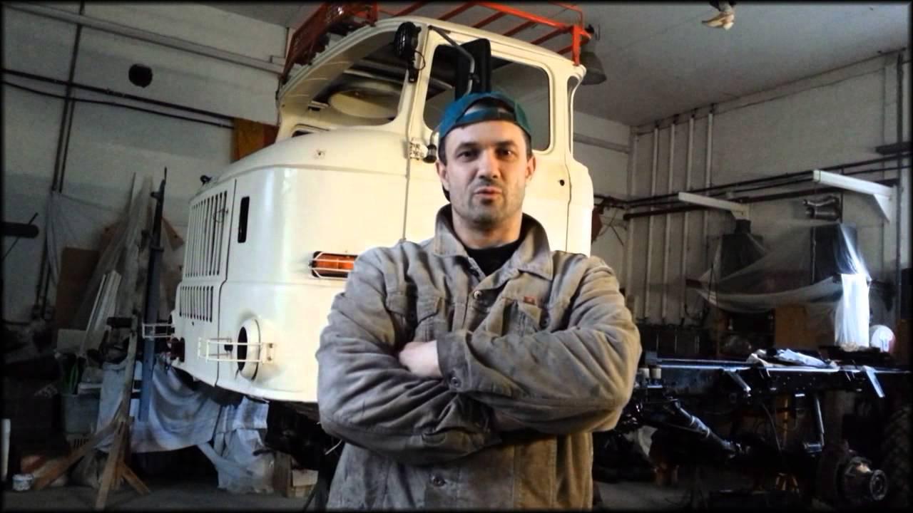 Die IFA Garage - Projekt IFA W50 Überholung - Viel Arbeit, der Zusammenbau beginnt - Teil 6