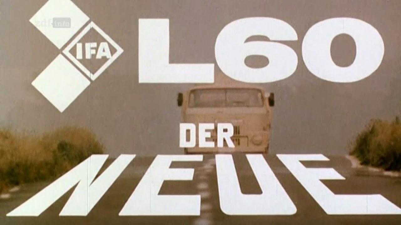 DDR mobil - Laster