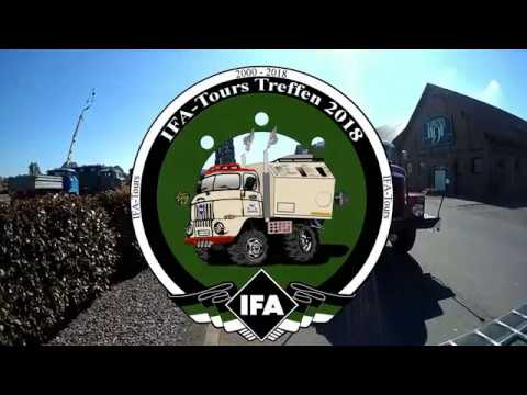 IFA - Tours Treffen 2018 - Teil 2