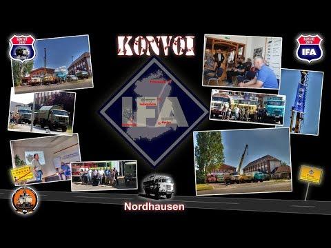 IFA Konvoi 2019 - Nordhausen