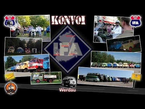 IFA Konvoi 2019 - Besuch Stadtmuseum Werdau